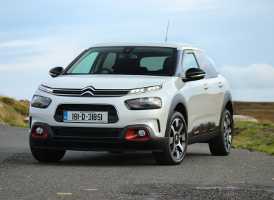 Citroen C4 Cactus Test Drive >> Review The Citroen C4 Cactus Is One Of The Most Comfortable Cars I