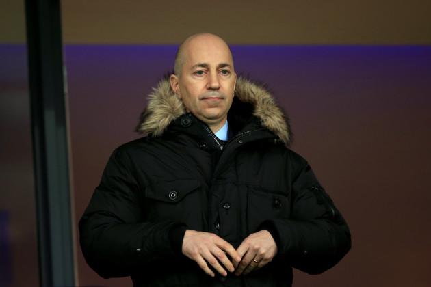 More change at Arsenal as long-serving Gazidis departs for Italy