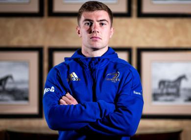 Luke McGrath ahead of tomorrow's Pro14 clash with Edinburgh.