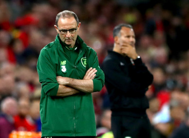 O'Neill: We were missing key players but were still well beaten.