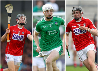 Coleman, Hayes and Fitzgibbon have been nominated.