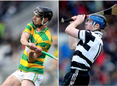 Blackrock's Niall Cashman and Midleton's Conor Lehane both ended up on the winning side.