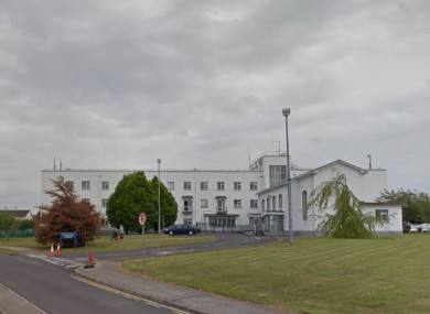 Portlaoise Hospital - File Image