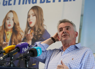 michael o leary leadership style
