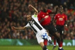 As it happened: Man United vs Juventus, Champions League