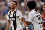 Juve's winning run ends despite record Ronaldo goal