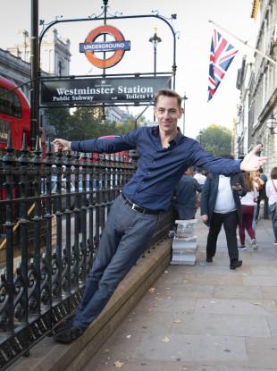 Tubser hits London