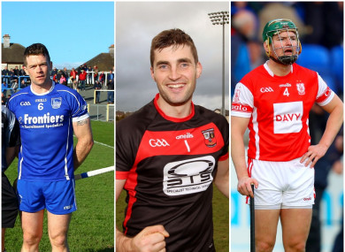 Contrasting fortunes yesterday for Thurles Sarsfields, Ballygunner and Cuala yesterday.