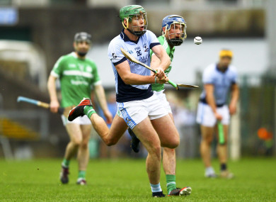 Na Piarsiagh and Kilmallock were in battle today (file photo)