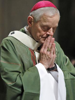 Cardinal Donald Wuerl.