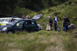 Four arrested over killing of woman whose remains were found in 30km area of Wicklow Mountains