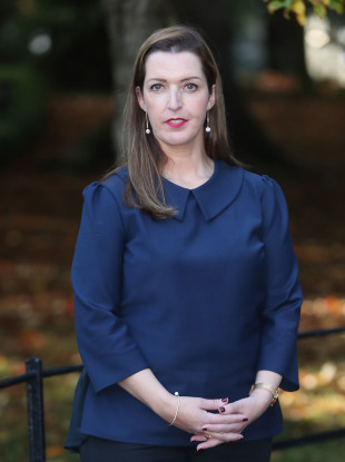 Vicky Phelan said the education she has received allowed her question and challenge doctors and expose the CervicalCheck scandal.