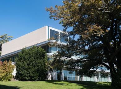 Uefa headquarters in Nyon, Switzerland