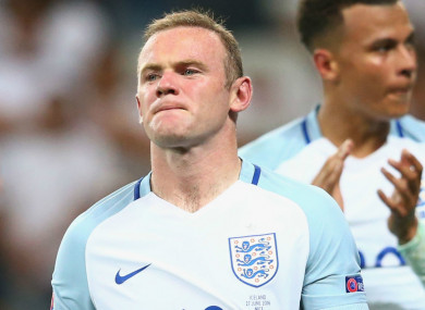 Wayne Rooney will play for England on 15 November.