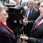 If Brian Cowen provided the car crash radio moment of the year, British Prime Minister Gordon Brown created the same for television when he was caught calling pensioner Gillian Duffy