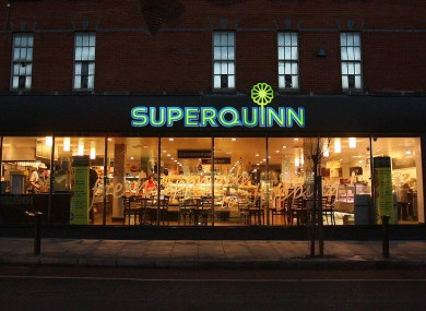 Superquinn in Ranelagh, Dublin: the Naas outlet will close next month, with the loss of 103 jobs.