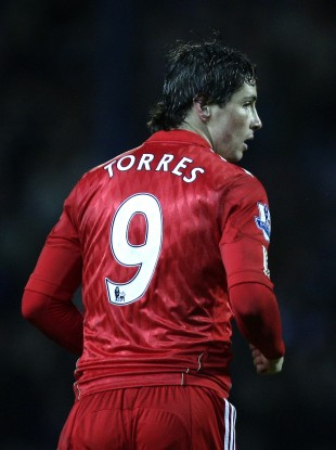Liverpool say they have rejected a bid of around £40m from Chelsea for their number 9, World Cup winner Fernando Torres.