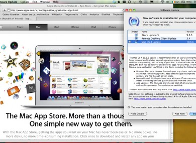 Apple opens doors to new App Store for Mac · TheJournal ie