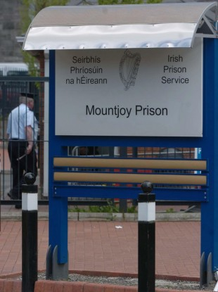 Mountjoy prison is among those criticised in the report