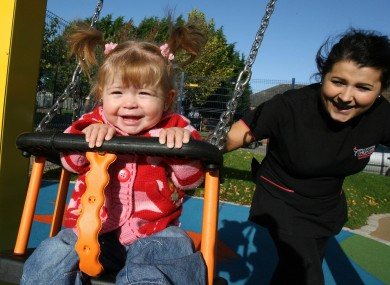 Childcare costs can differ from region to region