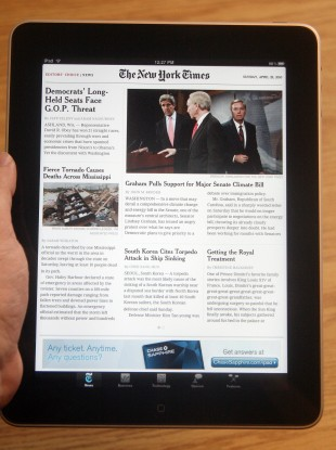 The original iPad will soon be old news