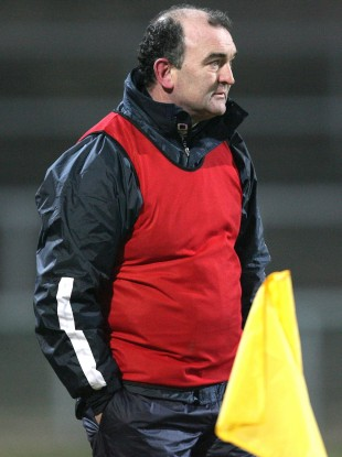 Fermanagh manager John O'Neill.