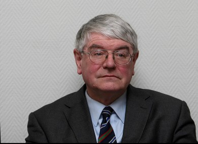 Former junior minister Martin Mansergh secured the support of a mere 9 voters in the Seanad elections.