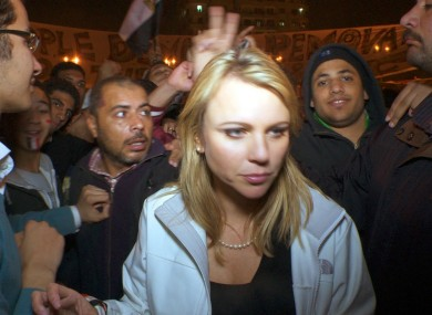 CBS correspondent Lara Logan says she suffered a sustained and brutal sexual assault in Tahrir Square