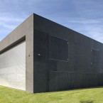 ...and hey presto! It's a featureless concrete fortress.<span class=