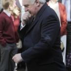 Former Taoiseach Bertie Ahern (Niall Carson/PA Wire)