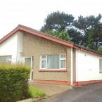 Detached three-bedroom bungalow at Knockthomas, Castlebar.