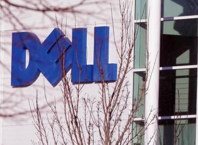 Dell's plant in Limerick (File photo)