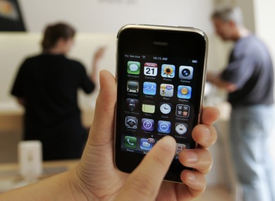 Nokia claimed Apple had infringed ten of its patents - leading Apple to claim that Nokia was infringing one of its own.