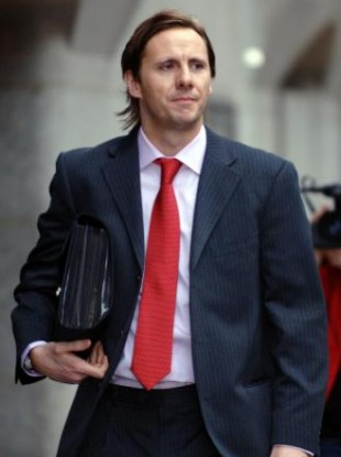 Glenn Mulcaire, the private investigator who hacked into phones while employed by the News of the World