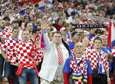 There has been plenty of interest in Croatia.
