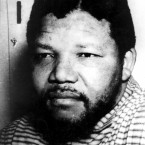 This 1964 photo shows him while in prison on Robben Island, where he did hard labour in a lime quarry. Black prisoners were given less food than white. (Topham)