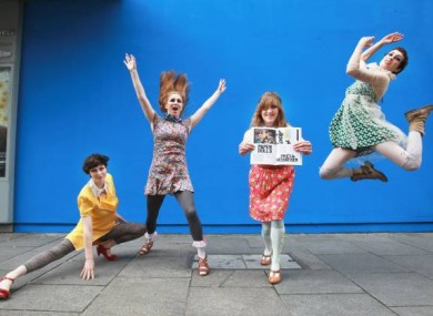 PaperDolls performance company announce the details of the 2011 programme for Absolut Fringe.