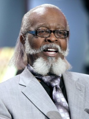Jimmy McMillan, photographed during a Fox Business Network appearance last year.