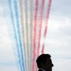 French banks hold €10.8 billion in Greek debt. Image: AP Photo/Pool/Philippe Wojazer