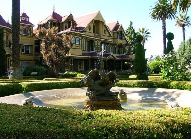 The incredible Winchester Mystery House