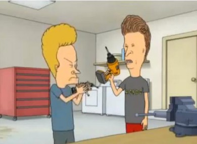 Beavis and Butthead haven't aged a bit!