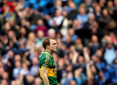O'Sullivan was one of the top performers in Kerry's All-Ireland campaign.