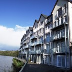 Two-bed apt on Dunbrody Wharf, New Ross, Co Wexford - €31,000