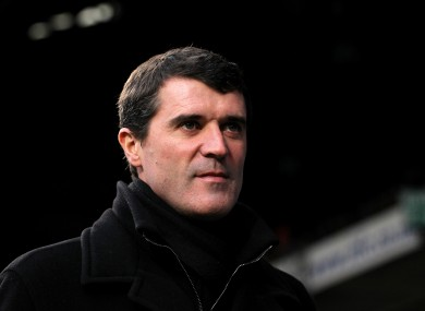 Keane was recently made Ireland's assistant manager.
