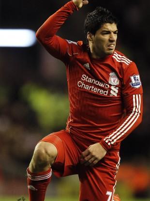 Luis Suarez proved handy
