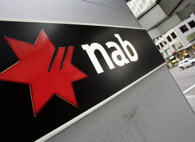 National Australia Bank was one of the four downgraded by S&P