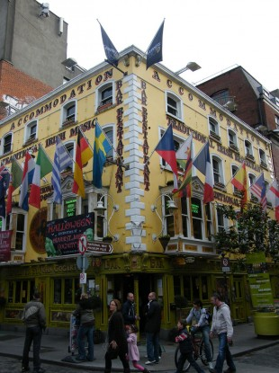 Temple Bar in Dublin (File)