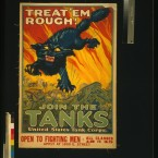 The US Tank Corps's 1917 call for