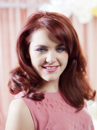 Kellie Anne 17 Who Was Chosen To Star In A L Oreal Tv