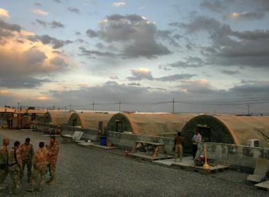 Kandahar Air Field (File)